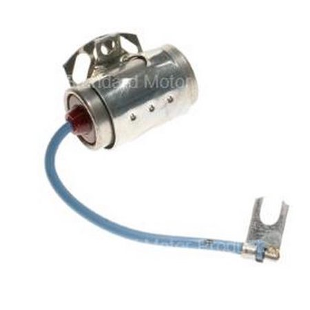 Standard Motor Engine Management AL-111 Ignition Condenser Blue Streak OE Replacement; With 2-3/4 Inch Condenser Wire - image 1 of 1