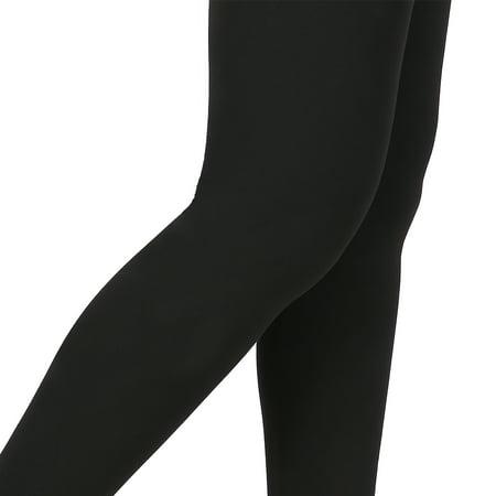 HDE Girl's Ultra Soft Leggings With Print Designs Full Ankle Length Comfy Pants - image 2 de 6