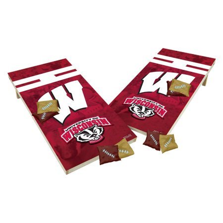NCAA Tailgate Toss XL Shields Regulation Cornhole Set