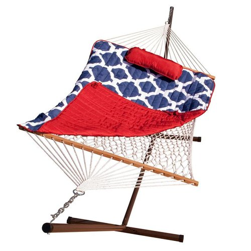 Breakwater Bay Stinson Chair Hammock with Stand