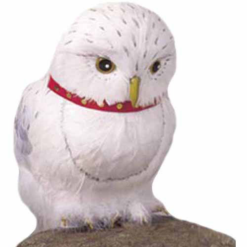 Harry Potter Owl Hedwig Prop Halloween Costume Accessory