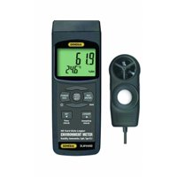 General Tools DLAF930SD Environmental Meter with SD card