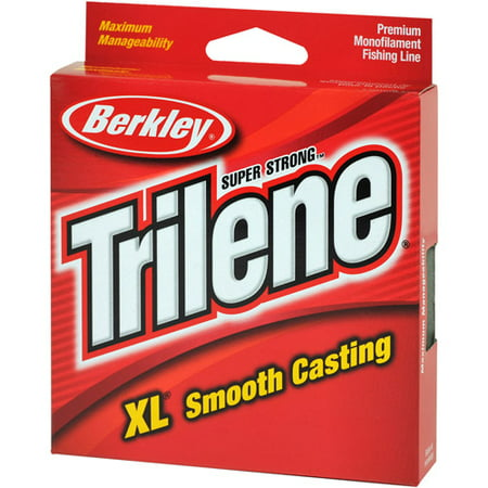 Berkley Trilene XL Monofilament Fishing Line Pony Spools ()
