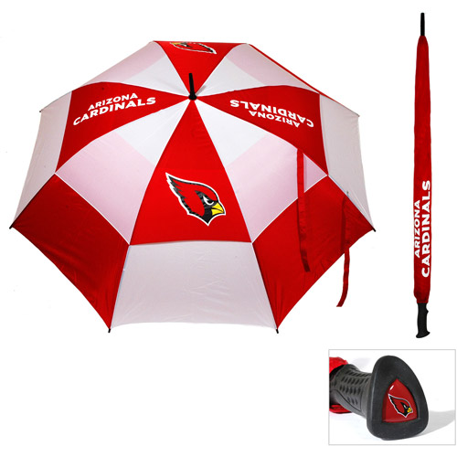 Team Golf NFL Arizona Cardinals Golf Umbrella by Generic