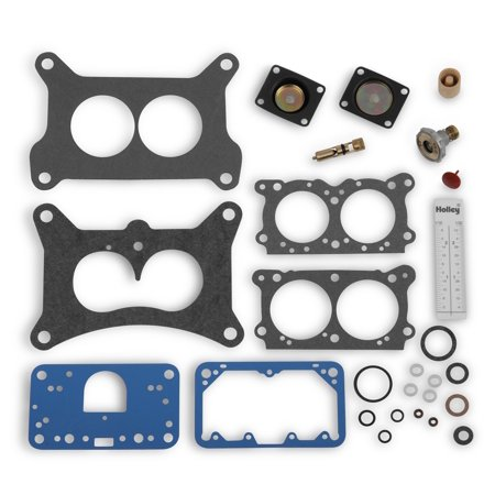 Holley Performance 37-1543 Carburetor and Installation