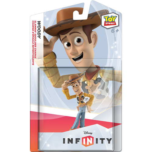 Disney Infinity Figure - Woody. (Walmart Exclusive)