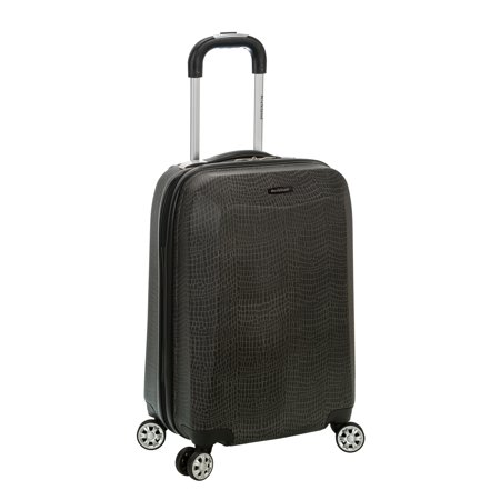 """Rockland Luggage 20"""" Vision Hardside Carry On F151"""