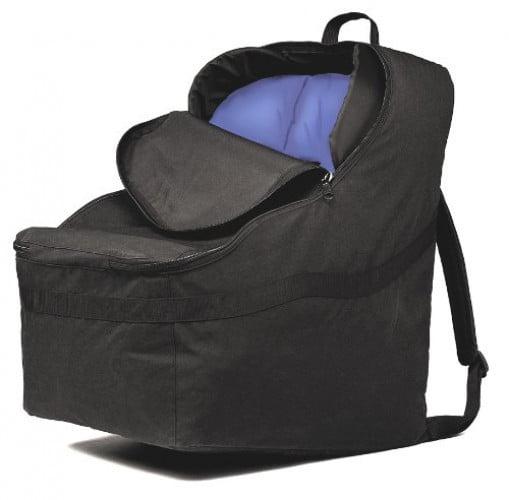JL Childress Ultimate Backpack Padded Car Seat Travel Bag...