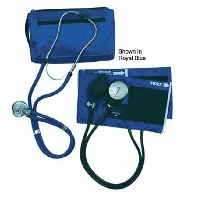 MatchMates Aneroid Sphyg Kit w/Stethoscope