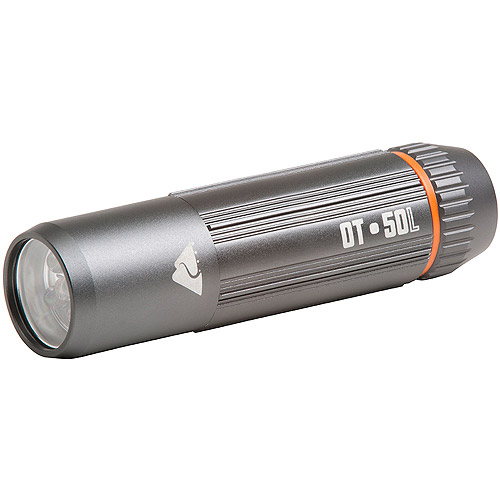 Ozark Trail 3AAA OT-50L Flashlight with Duracell Batteries