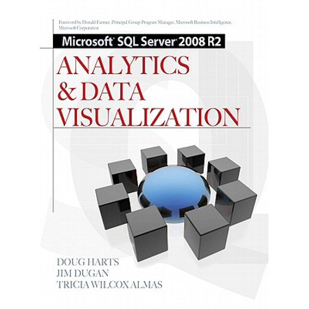 Microsoft® SQL Server 2008 R2 Analytics & Data Visualization - (Sql Server 2008 R2 Maximum Database Size)