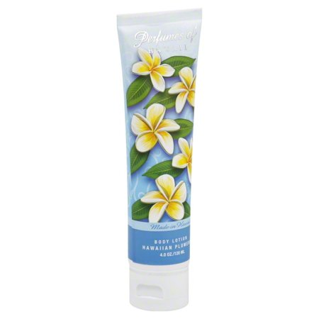 Perfumes Of Hawaii Lotion Plumeria 4oz