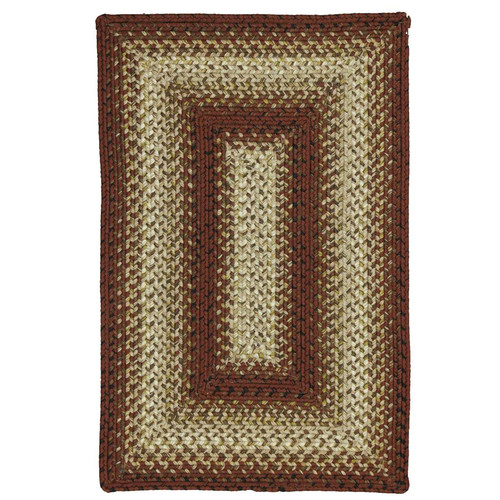 Homespice Decor Jasper Burgundy ndoor/Outdoor Area Rug