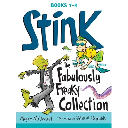 Stink: The Fabulously Freaky Collection (Freaky Truth Or Dare Questions Over The Phone)