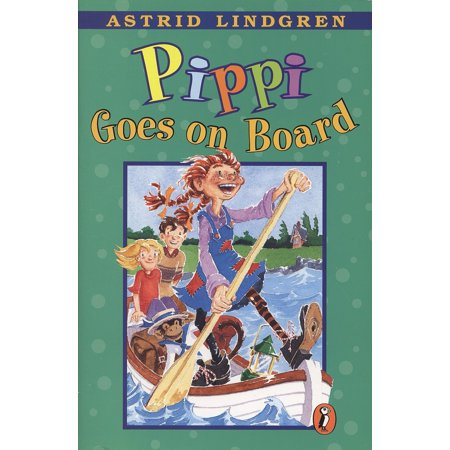 Pippi Goes on Board (Pippin Costume)