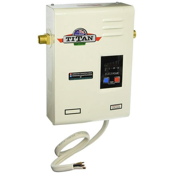 Titan N 120 Electronic Digital Tankless Water Heater By Niagara Industries Inc 29 Years In Business Walmart Com Walmart Com
