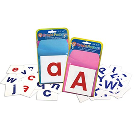 Hygloss Products Inc. HYG61494 Alphabet Cartes Combo Pack - image 1 de 1