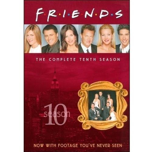 Friends: The Complete Tenth Season (Full Frame)