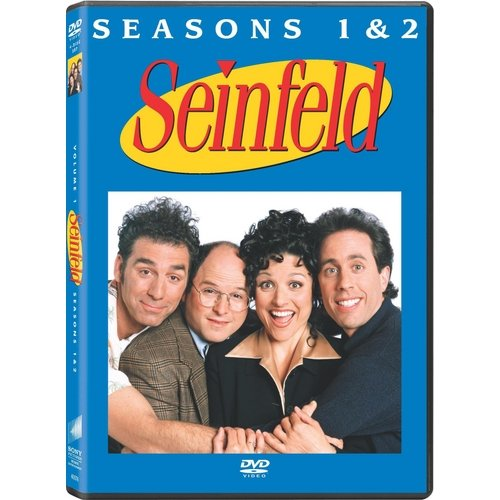 Seinfeld: The Complete First And Second Seasons (Full Frame)