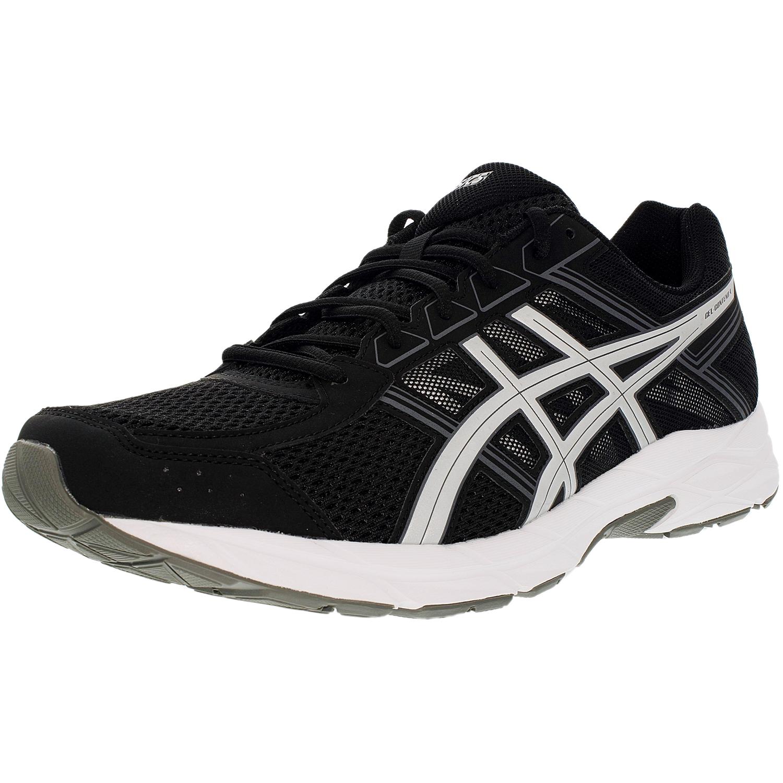 Asics Men's Gel-Contend 4 Black/Silver/Carbon Ankle-High ...