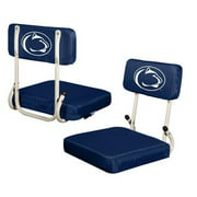 Logo Brands 196-94 Penn State Hard Back Stadium Seat