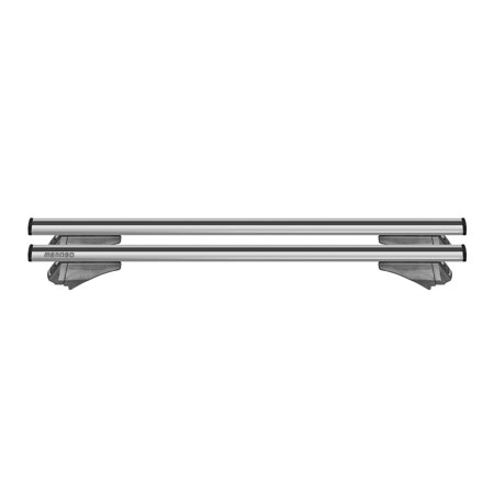 Alfa High Clamp and Large Blade Bar Kit, Silver, 4 clamps and 2 (Large Blade Balancing Kit)
