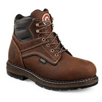 Irish Setter Ramsey 83600 Boot, 6 Inch, Aluminum Toe, Waterproof, EH Sole, Brown