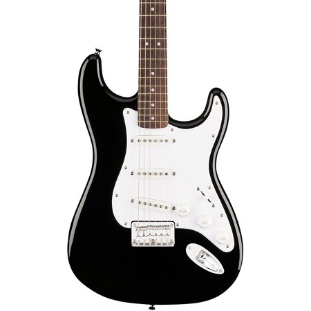 Squier Bullet Stratocaster HT Electric Guitar Black 10 Top Electric Guitar