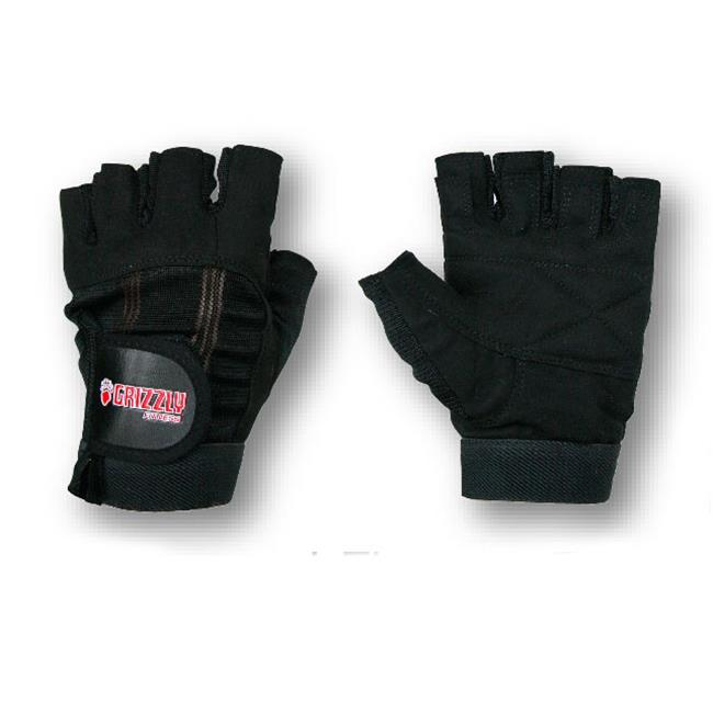 Grizzly Fitness 8737-04 Sport & Fitness Washable Training Glove