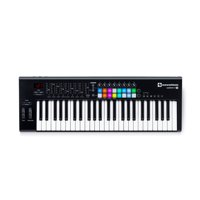 Novation Launchkey 49 MkII 49-Key USB Keyboard Controller for Ableton Live