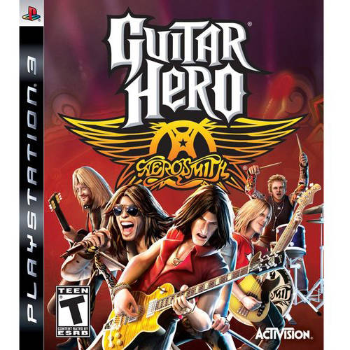 Guitar Hero Aerosmith (PS3) - Pre-Owned - Game Only