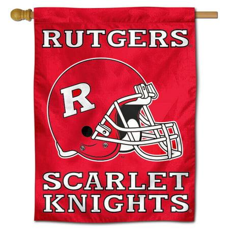 Flag Italy Helmet - Rutgers Football Helmet 30