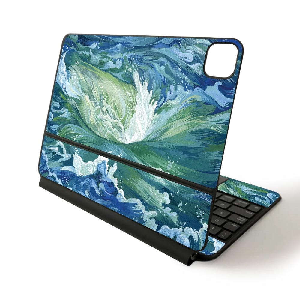 Abstract Pop Art Skin For Apple Magic Keyboard for iPad ...
