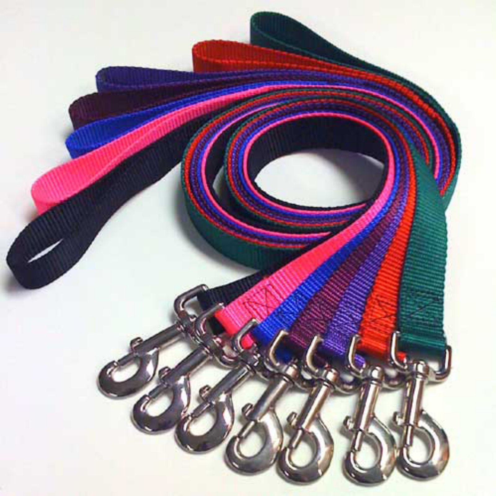 Majestic Pet 1'' x 6' Lead in Multiple Colors