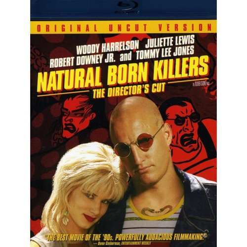 Natural Born Killers (Unrated) (Director's Cut) (Blu-ray) (Widescreen)