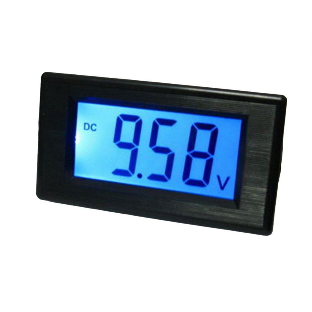 DC 7.5-20V Voltage Meter No Need Power for Inverter Petrol Diesel