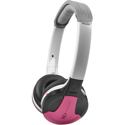 XO Vision Universal IR Wireless Foldable Headphones