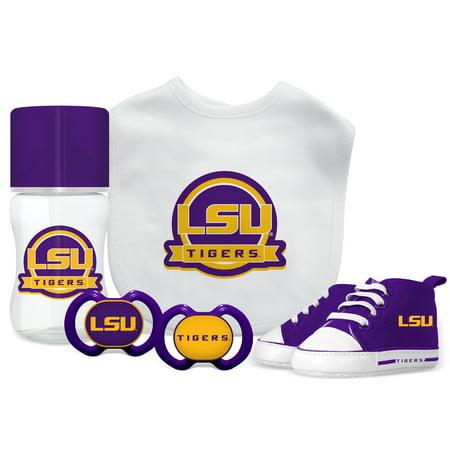 NCAA Louisiana State University 5-Piece Baby Gift Set