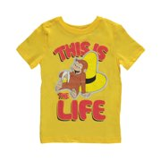 "Little Boys' Toddler ""This is the Life"" T-Shirt (Sizes 2T - 4T)"
