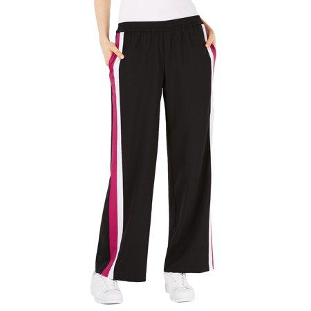 Bar Iii Womens Striped Casual Sweatpants