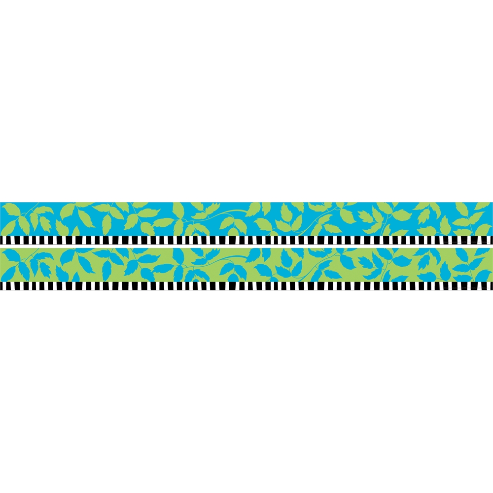 Double-Sided Border - Natures Colors (35 Feet)