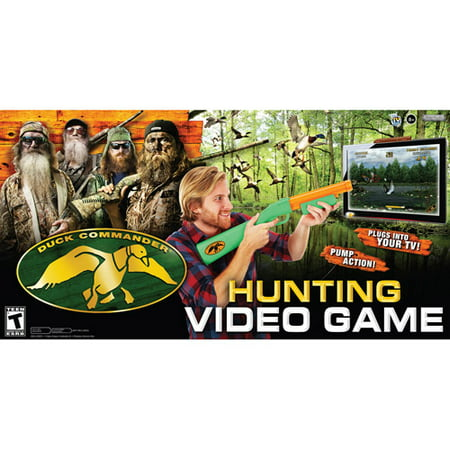 Duck Commander Hunting Video Game
