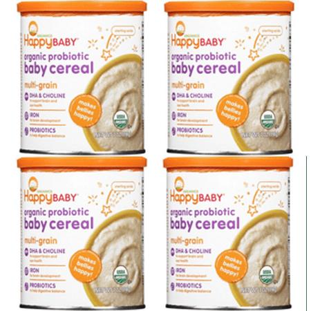 Happy Bellies Baby Food Reviews