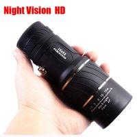 Tuscom Super High Power 16X52 Portable HD OPTICS BAK4 Night Vision Monocular Telescope