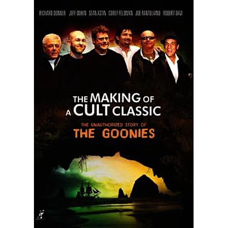 The Goonies: Making a Cult Classic (DVD) - Chunk From The Goonies