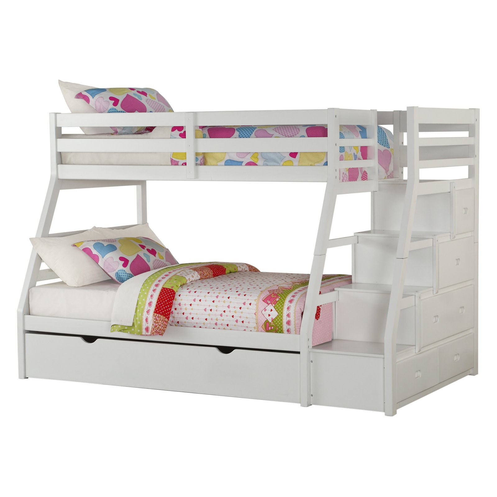 Acme Furniture Jason Twin over Full Bunk Bed by Acme Furniture