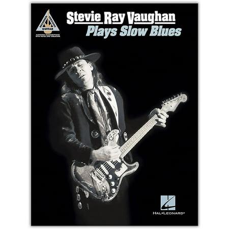 - Hal Leonard Stevie Ray Vaughan - Plays Slow Blues Guitar Tab Songbook