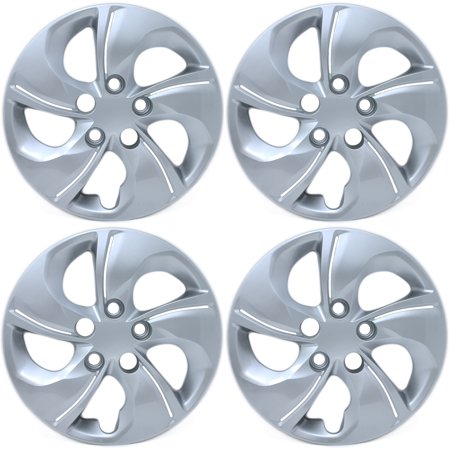 CoverTrend (Set of 4 Pack) fits 06-15 Honda Civic 15
