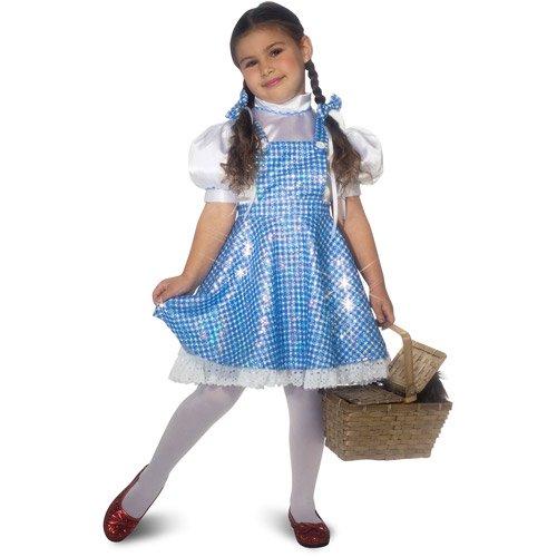 Dorothy Toddler Halloween Costume  sc 1 st  Walmart & Dorothy Toddler Halloween Costume - Walmart.com