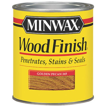 Minwax Woodfinish Golden Pecan 1/2-Pint